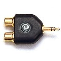 Адаптер 3.5 mm TRS-2 RCA female D'Addario PW-P047C