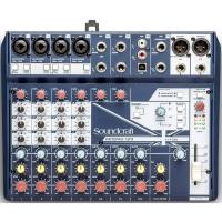 Микшерный пульт Soundcraft Notepad-12FX