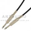 Инструментальный кабель Jack mono 6.3 - Jack mono 6.3 mm Canare GS-6