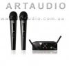 Радиосистема AKG Wms40mini2vocal Set Dual