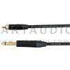 Готовий кабель Jack Mono 6.3mm - RCA Klotz AC110 SW